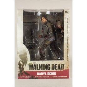 Walking Dead Daryl Dixon Survivor Series 10-Inch Deluxe Action Figure